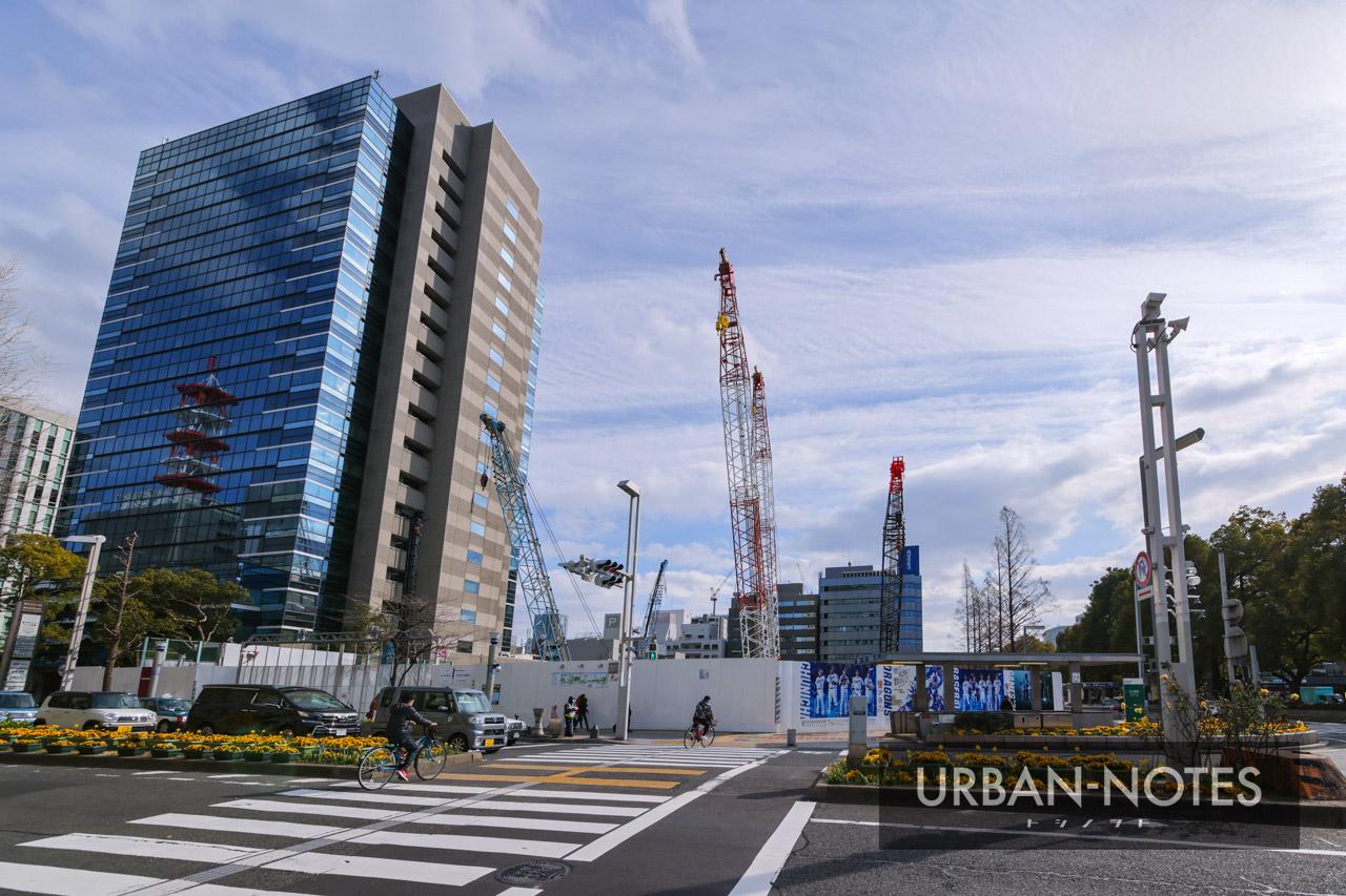(仮称)中日ビル建替計画 2021年3月 02