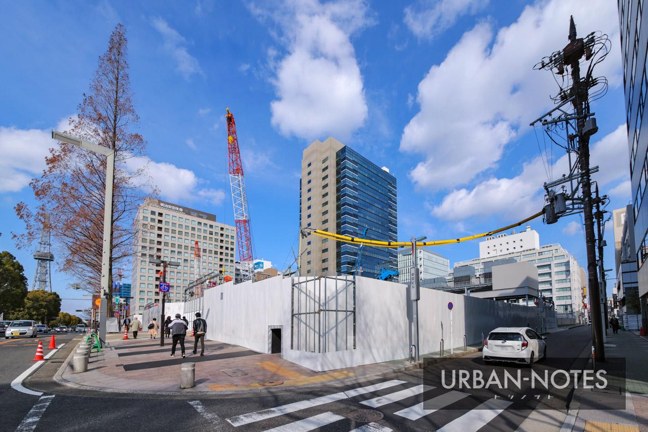 (仮称)中日ビル建替計画 2021年3月 03