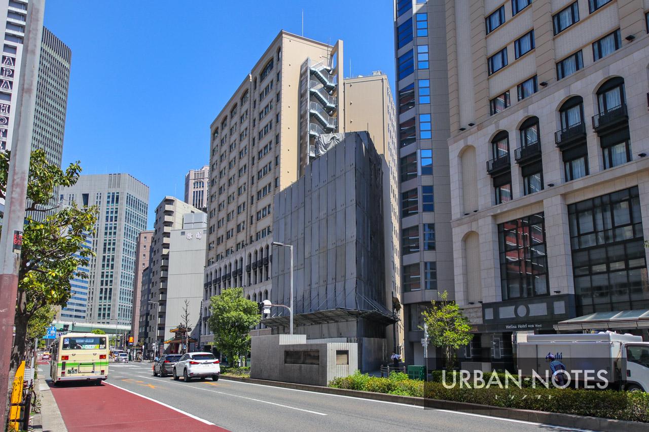 ハウスギャラリー (仮称)西区江戸堀1丁目計画 2021年4月 03