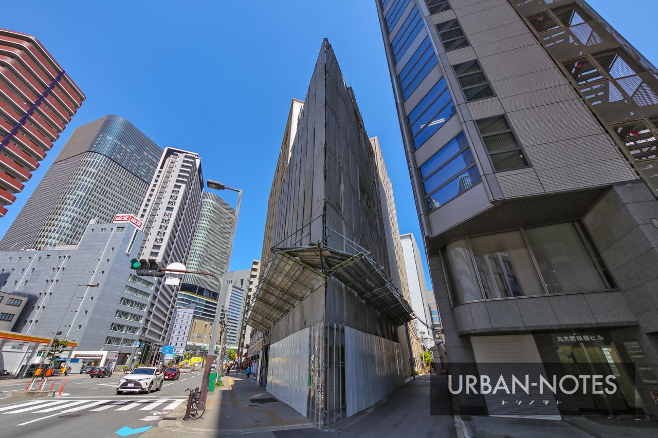 ハウスギャラリー (仮称)西区江戸堀1丁目計画 2021年4月 04