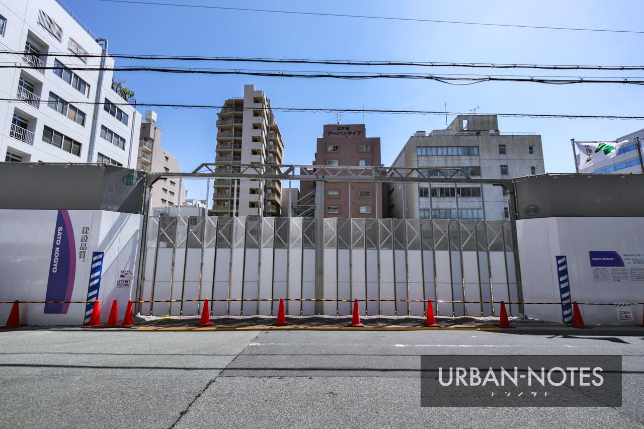 (仮称)西区江戸堀1丁目計画 2021年4月 02