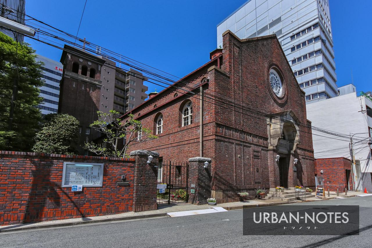 日本基督教団大阪教会 2021年4月