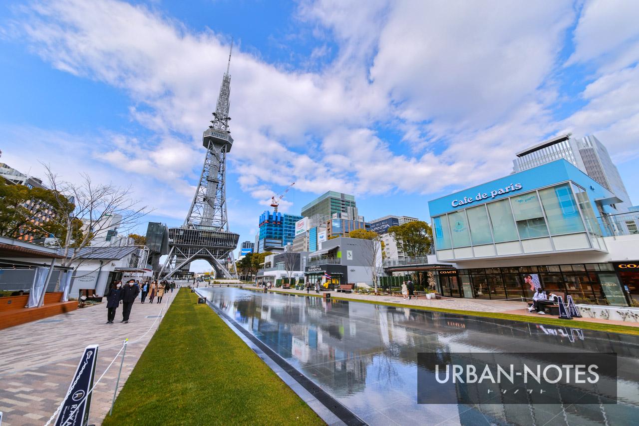久屋大通公園整備運営事業 Hisaya-odori Park 2021年3月 02