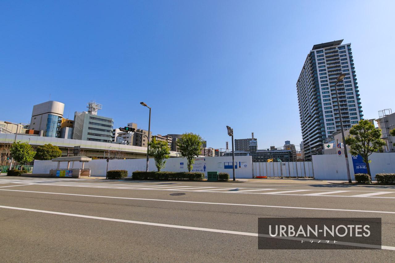 (仮称)医誠会国際総合病院 新築工事 北敷地 2021年3月 02