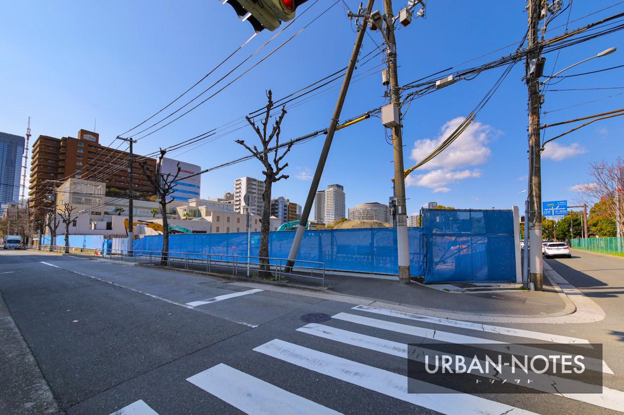 (仮称)医誠会国際総合病院 新築工事 北敷地 2021年3月 04