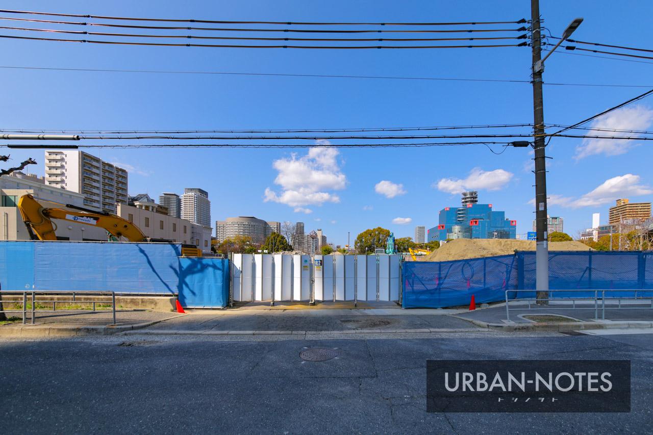 (仮称)医誠会国際総合病院 新築工事 北敷地 2021年3月 05