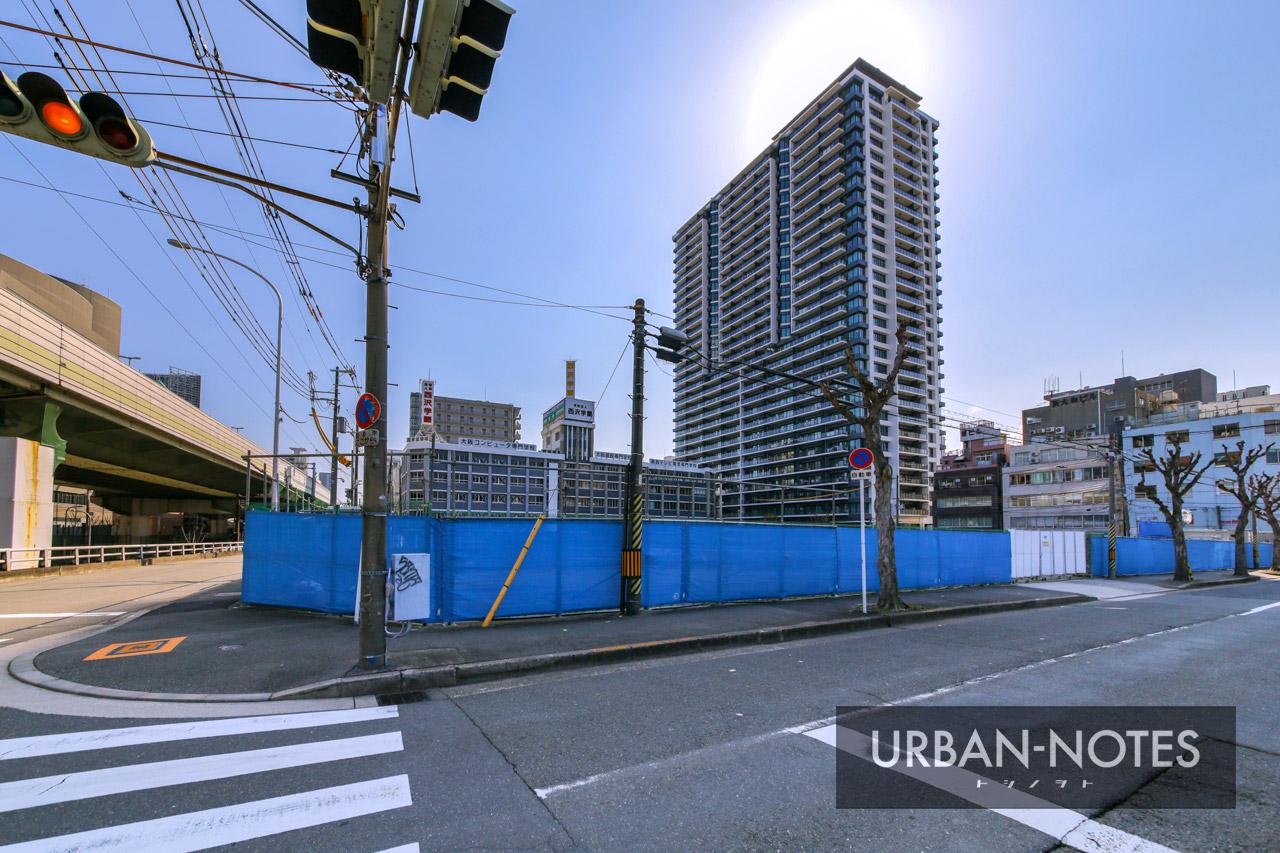 (仮称)医誠会国際総合病院 新築工事 南敷地 2021年3月 02