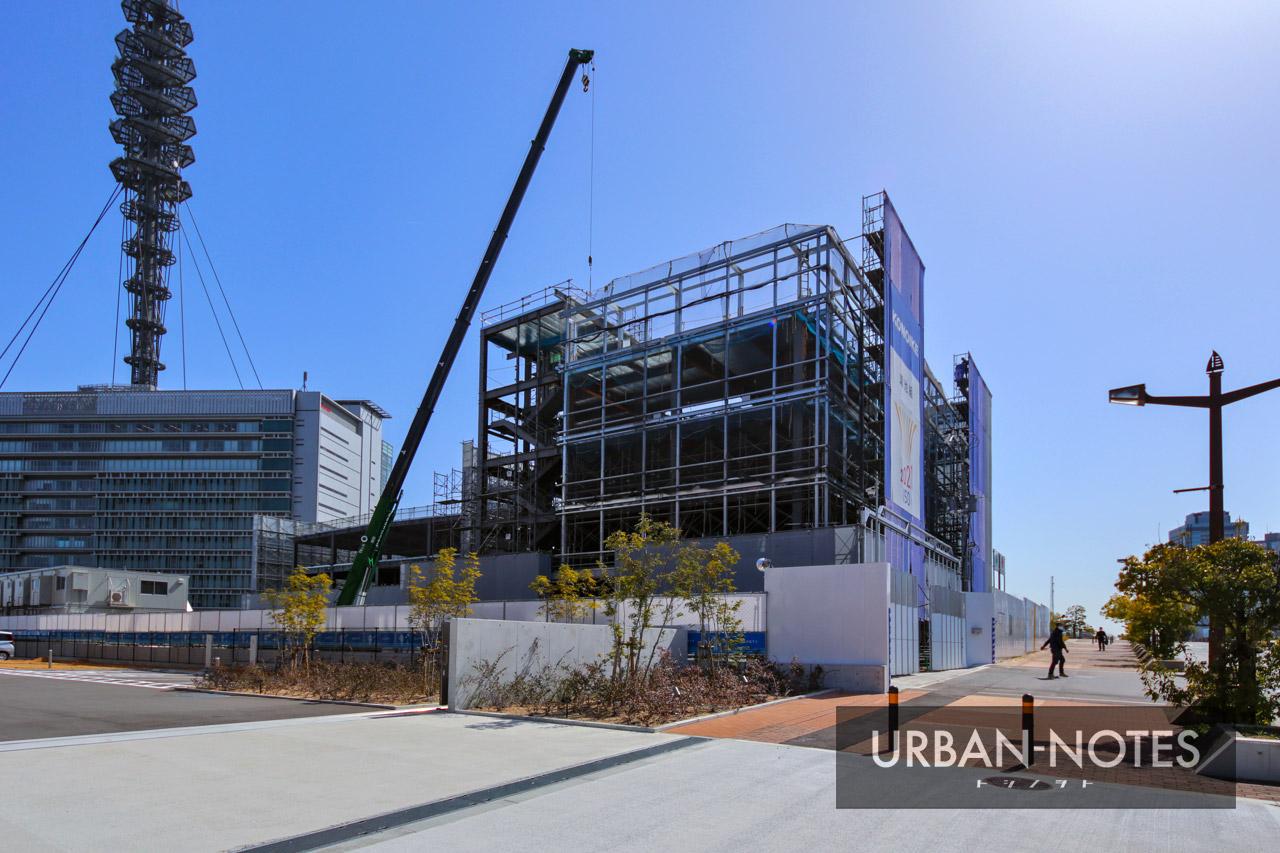 (仮称)KONOIKEテクノセンター新築工事 2021年4月 03