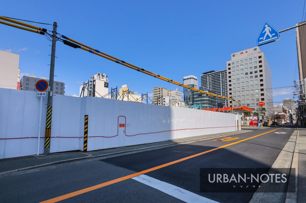 KTVパーキングビル解体工事 2021年3月 02