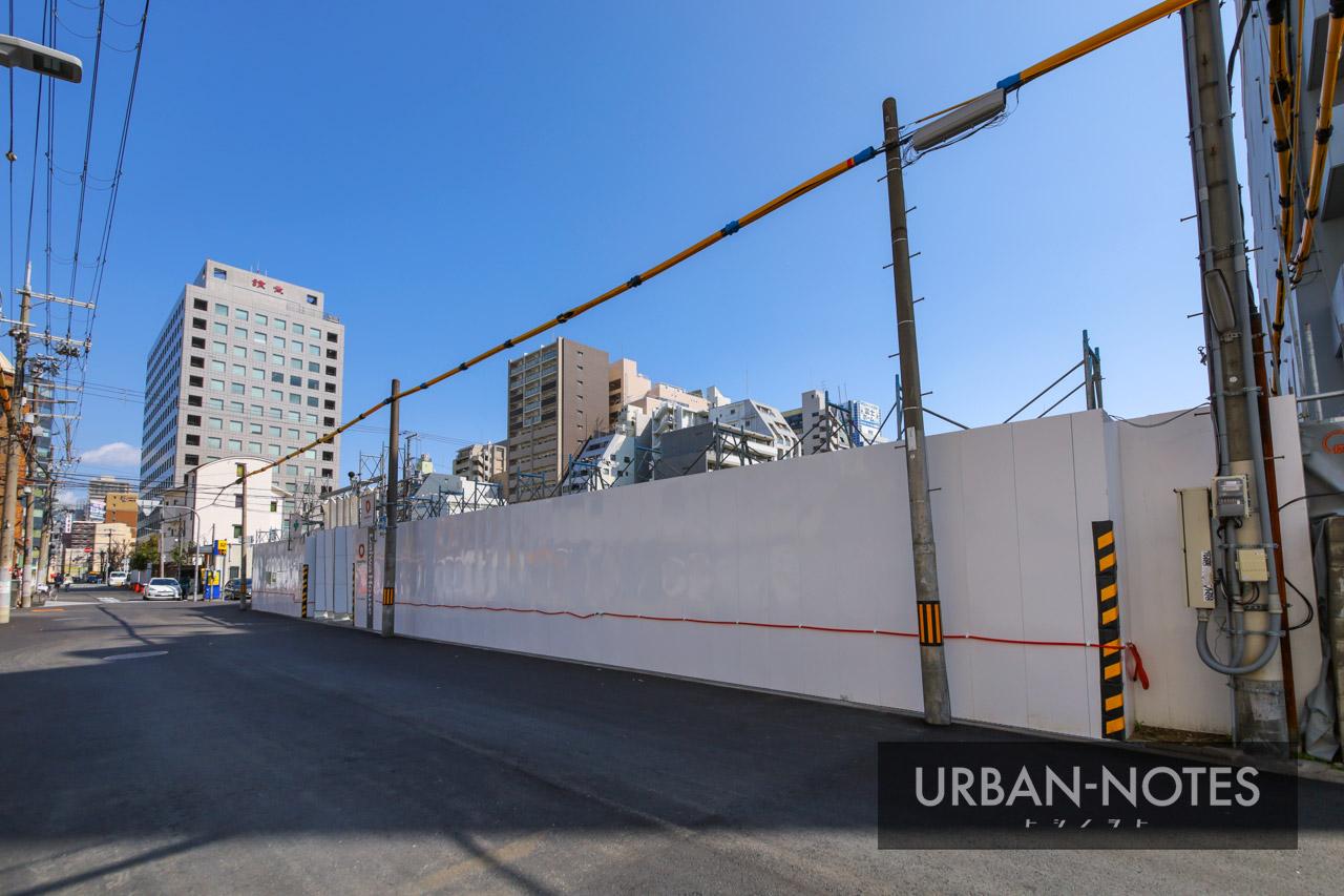 KTVパーキングビル解体工事 2021年3月 03