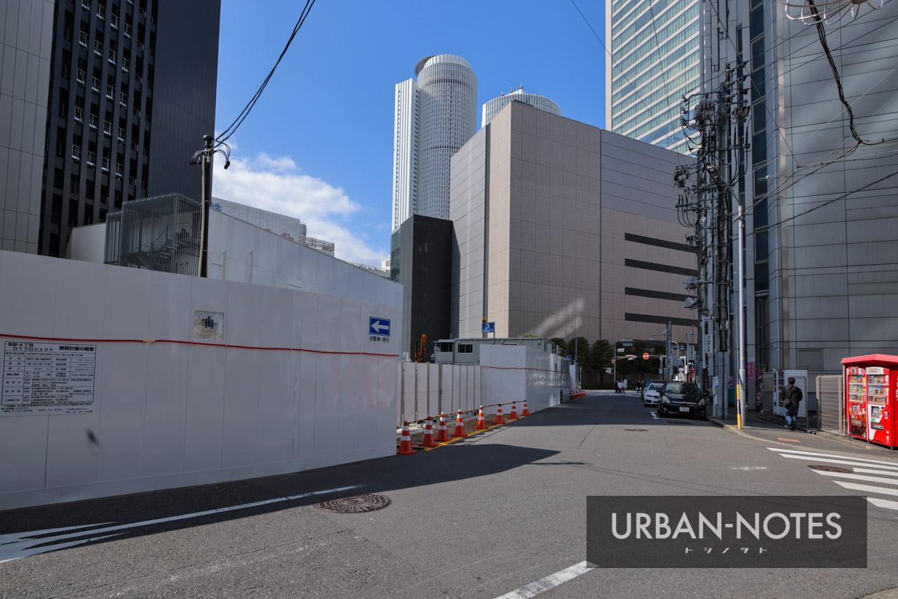 (仮称)名駅4丁目OTプロジェクト 2021年3月 02
