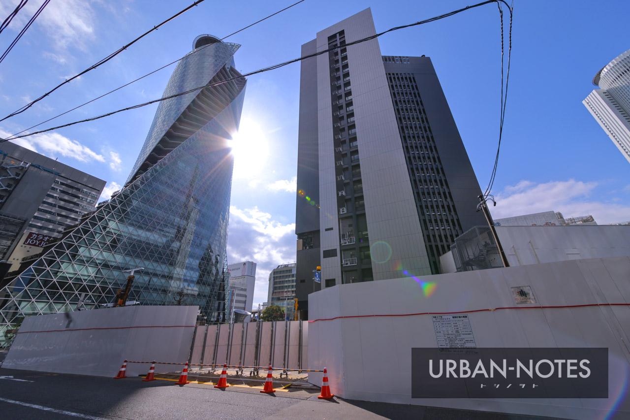 (仮称)名駅4丁目OTプロジェクト 2021年3月 03
