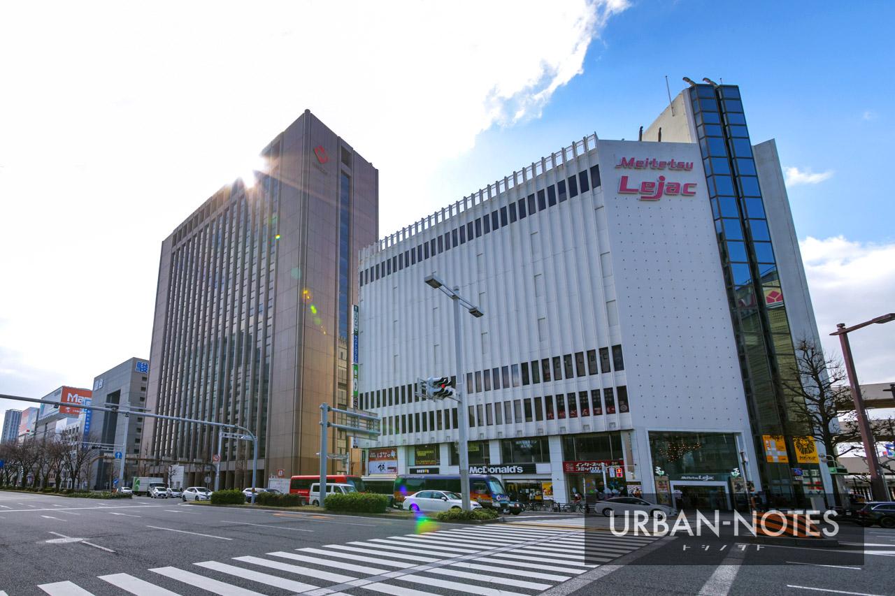 名鉄名古屋駅地区再開発 2021年3月 04