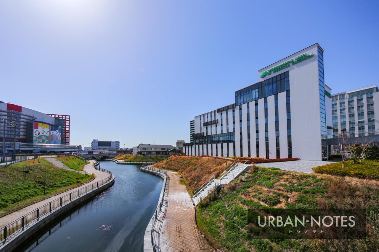 森ノ宮医療大学 新棟 さくらポート 2021年4月 01
