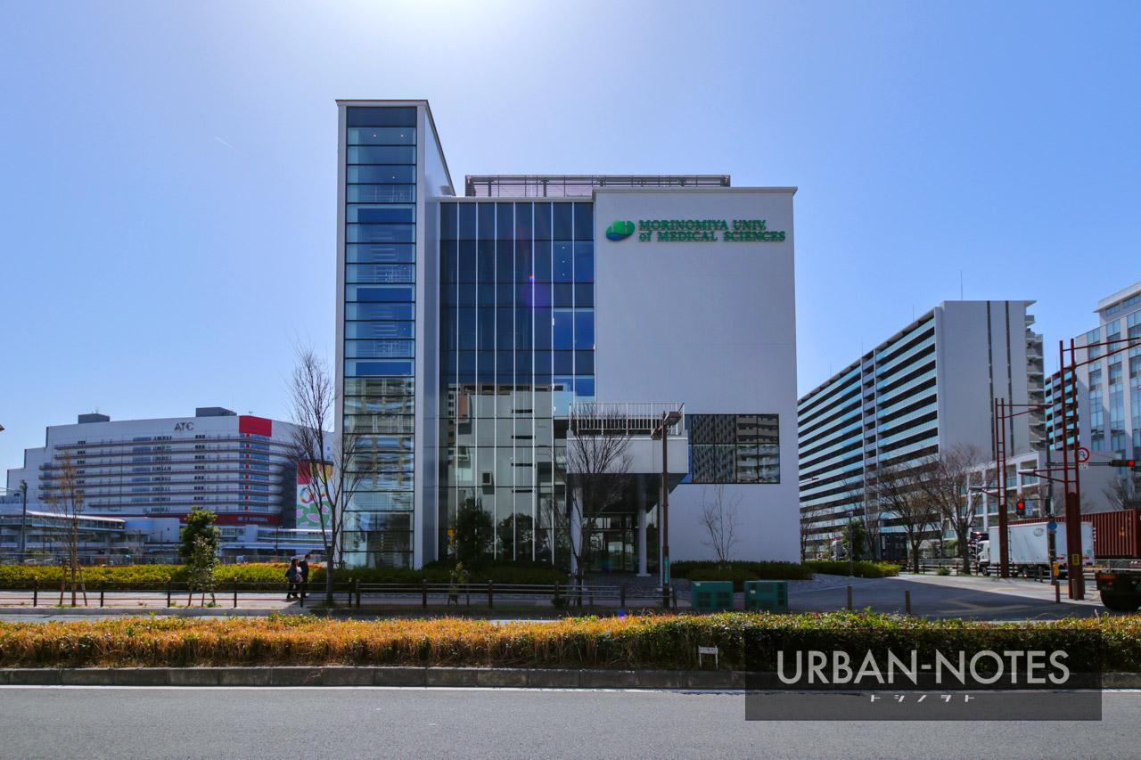 森ノ宮医療大学 新棟 さくらポート 2021年4月 02