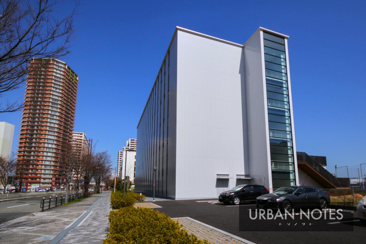 森ノ宮医療大学 新棟 さくらポート 2021年4月 05