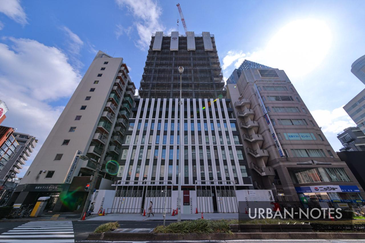 (仮称)名古屋駅前モンブランホテル 2021年3月 02