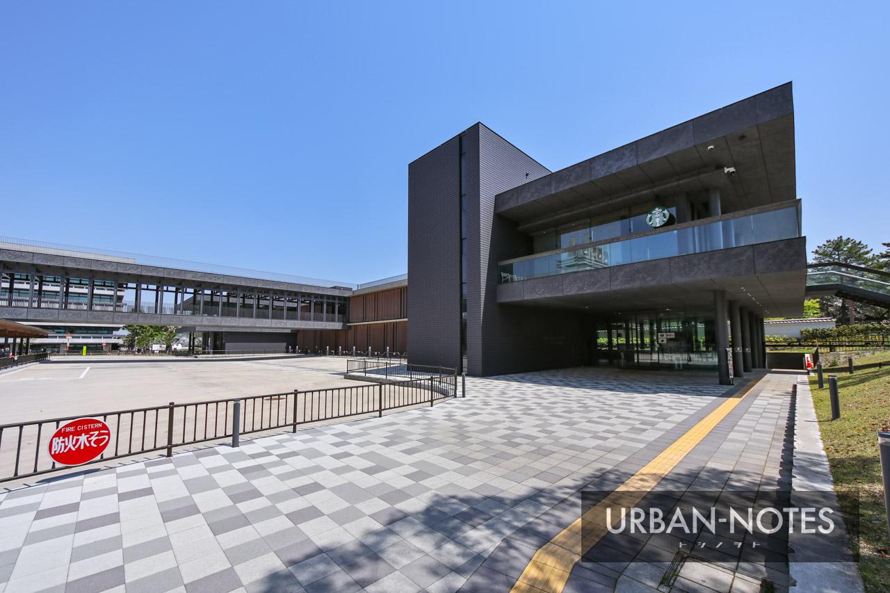 奈良公園バスターミナル 2021年4月 01