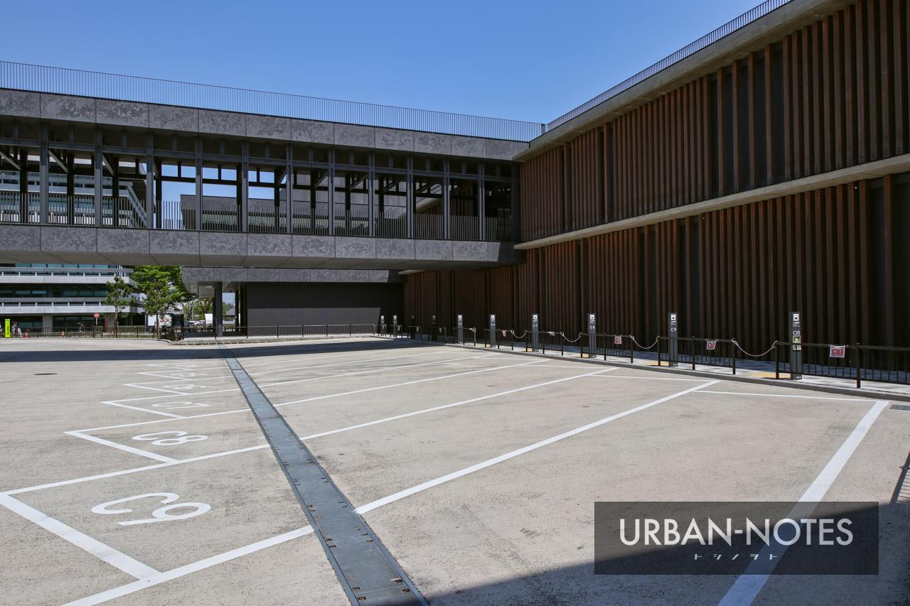 奈良公園バスターミナル 2021年4月 03