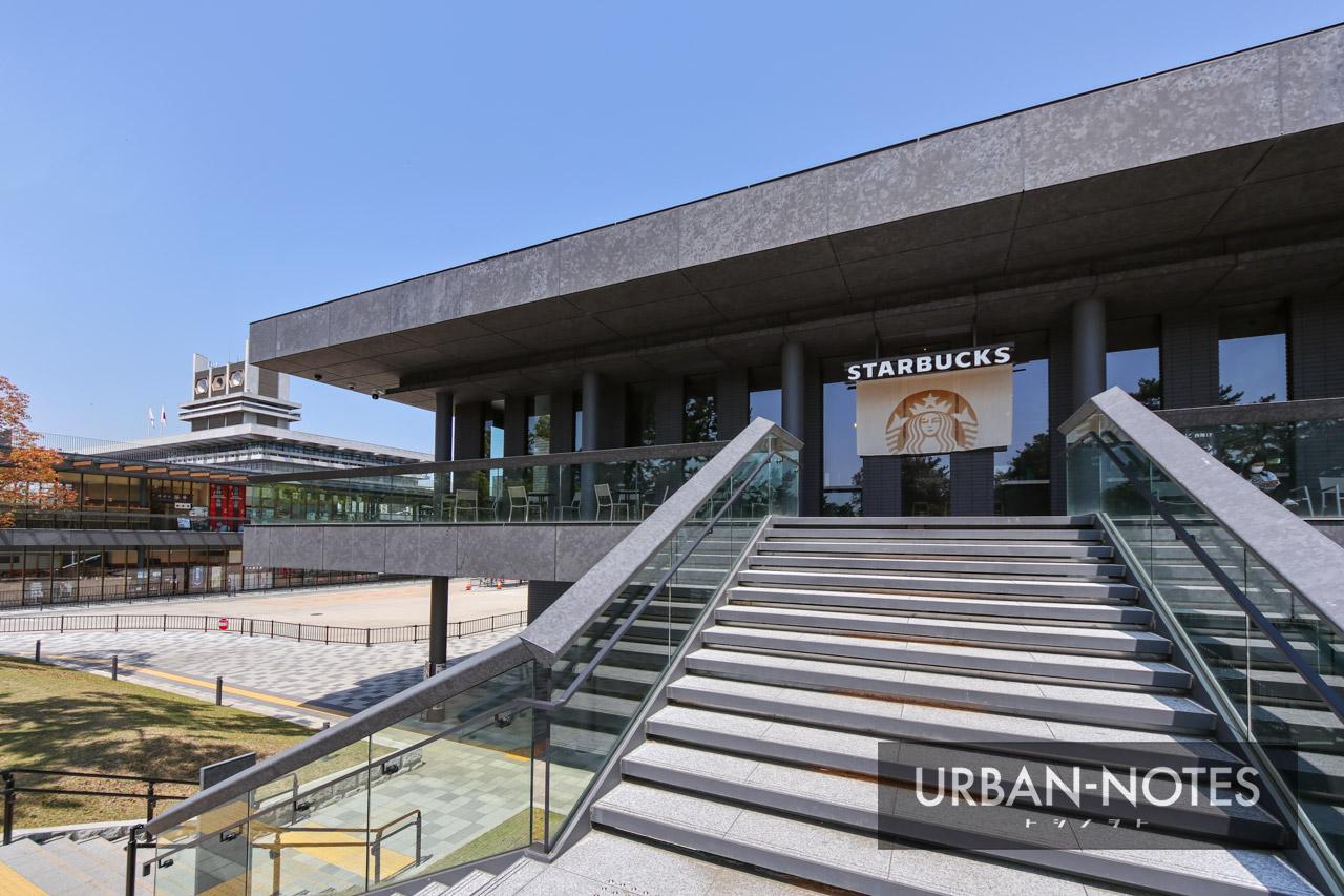 奈良公園バスターミナル 2021年4月 04