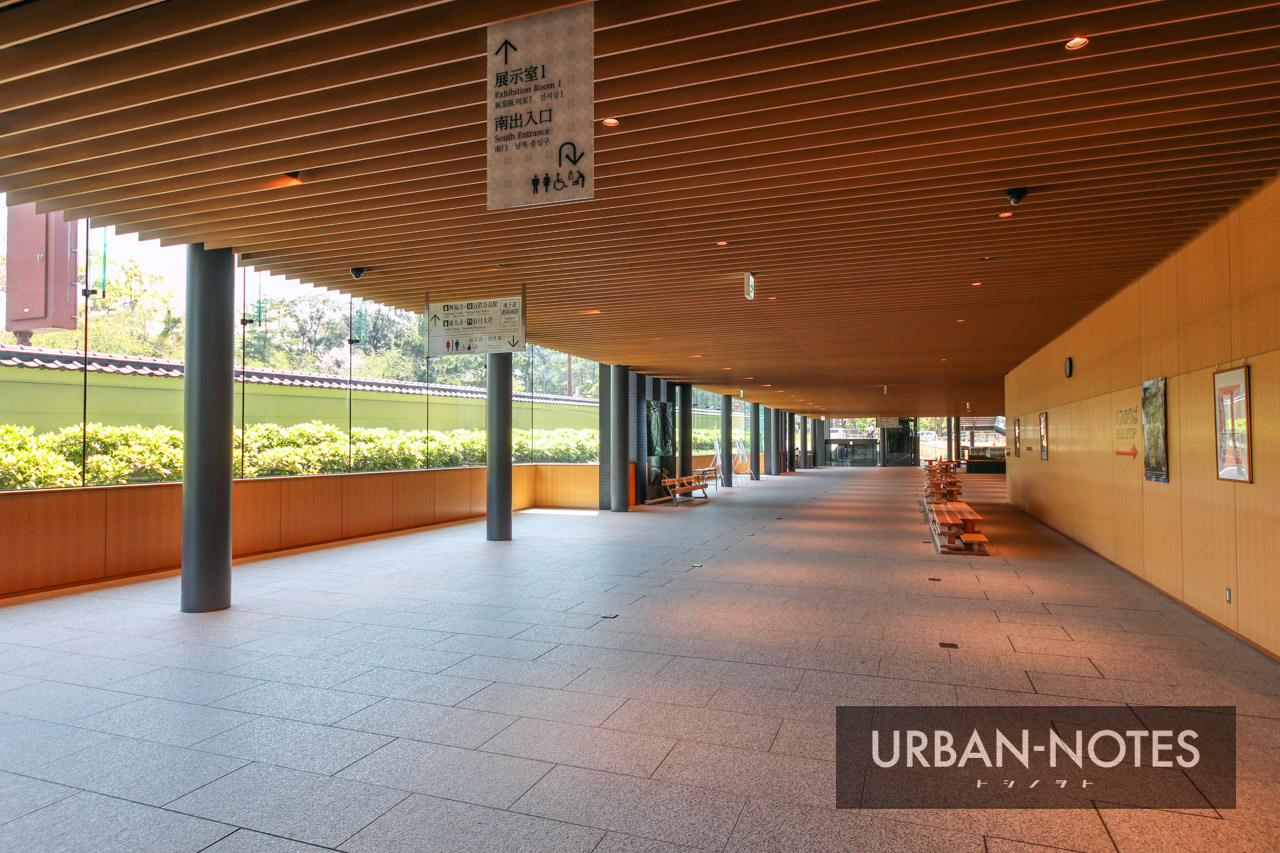 奈良公園バスターミナル 2021年4月 06