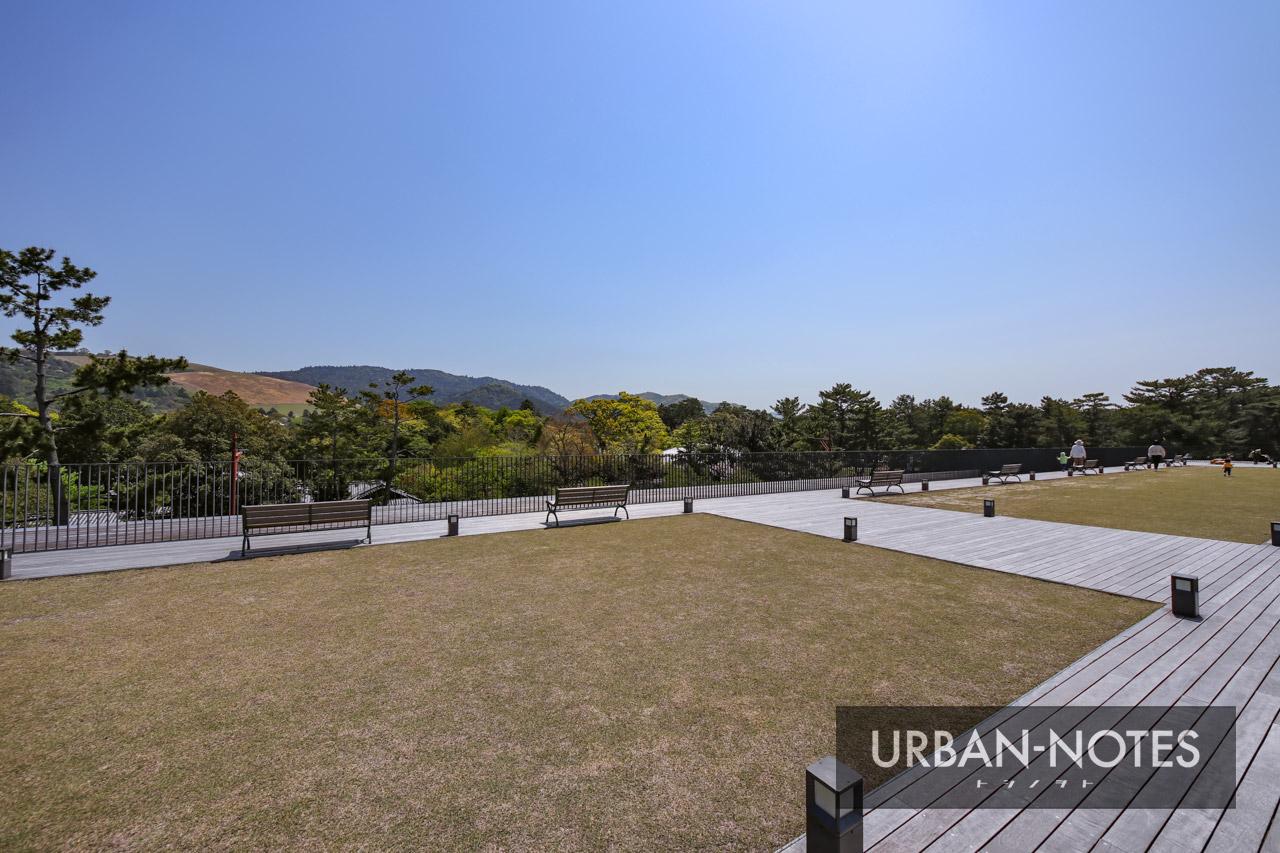 奈良公園バスターミナル 2021年4月 09