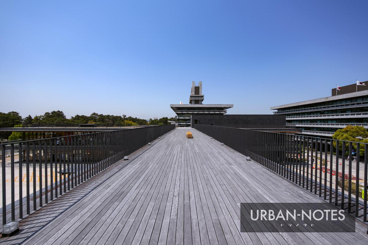 奈良公園バスターミナル 2021年4月 10