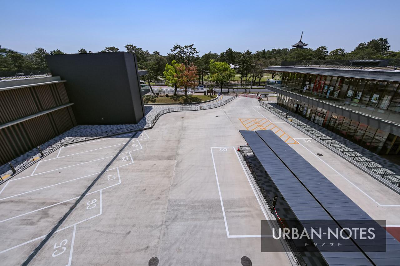 奈良公園バスターミナル 2021年4月 11