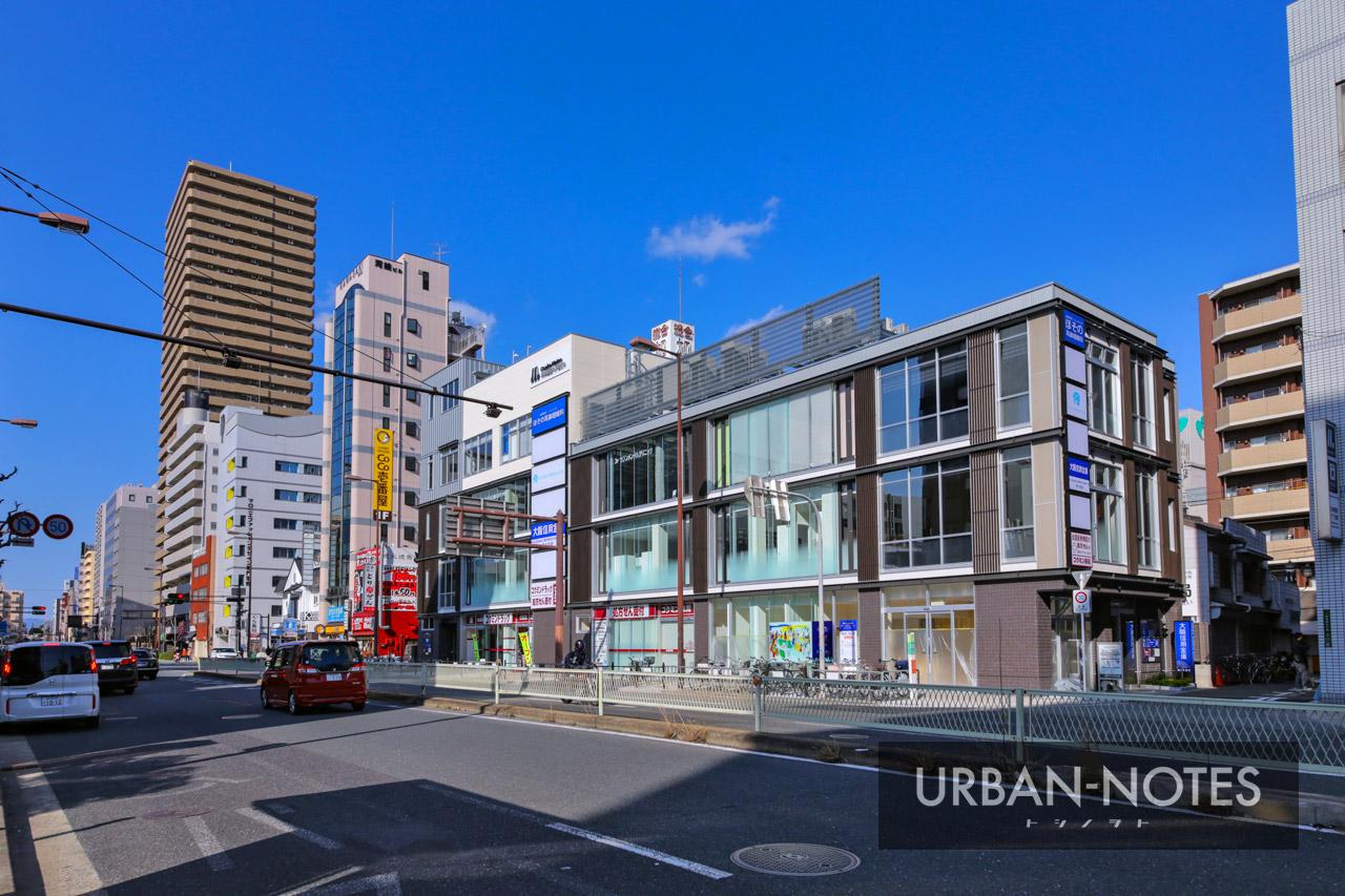 Osaka Metro 天神橋筋六丁目ビル 2021年3月 01