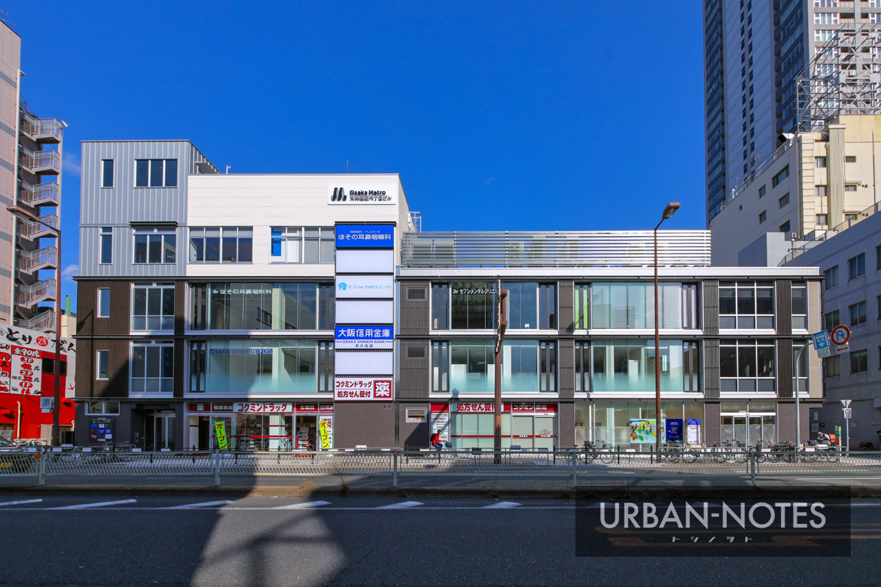 Osaka Metro 天神橋筋六丁目ビル 2021年3月 02