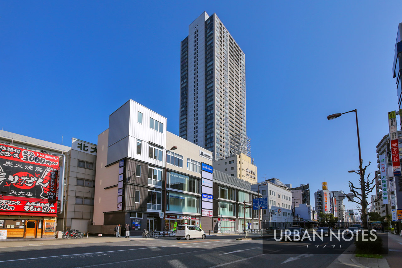 Osaka Metro 天神橋筋六丁目ビル 2021年3月 03