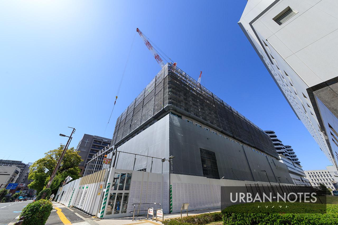 大阪第6地方合同庁舎 2021年4月 01