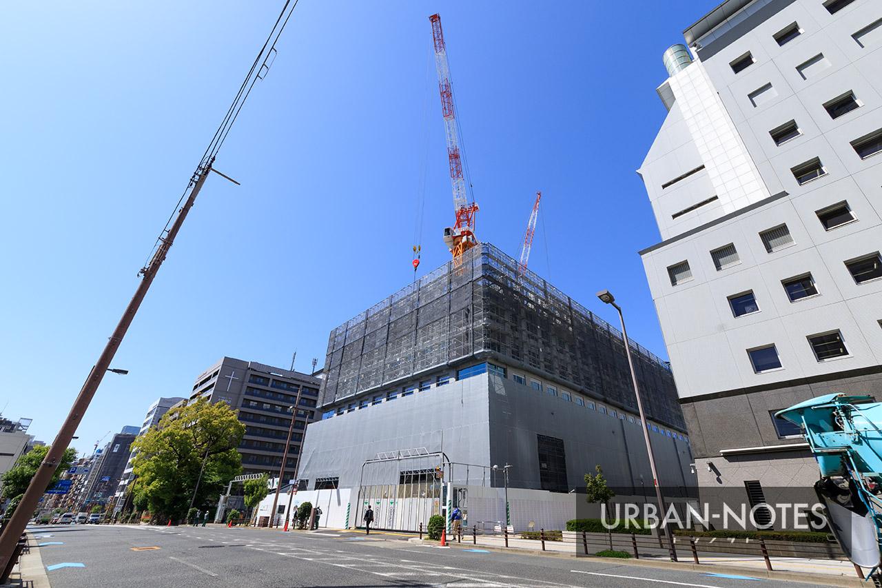 大阪第6地方合同庁舎 2021年4月 02