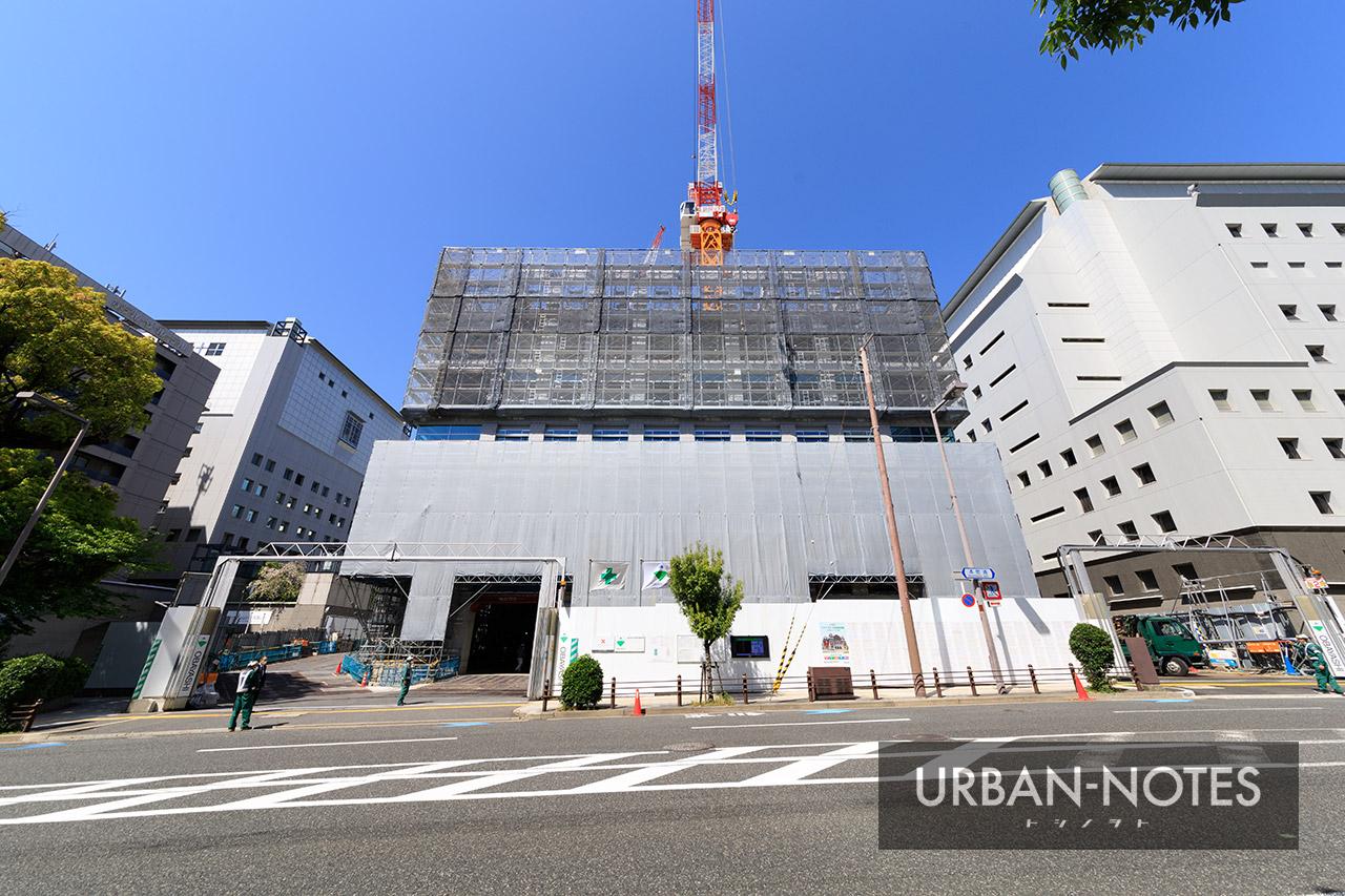 大阪第6地方合同庁舎 2021年4月 03