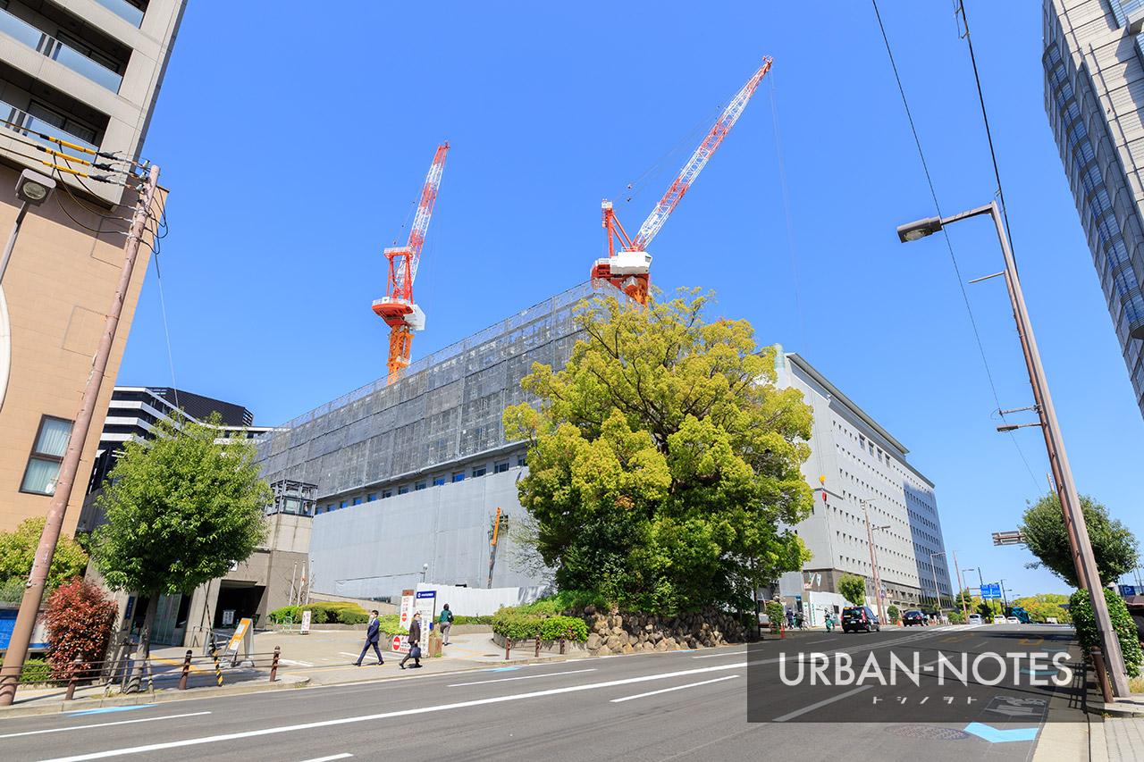 大阪第6地方合同庁舎 2021年4月 04