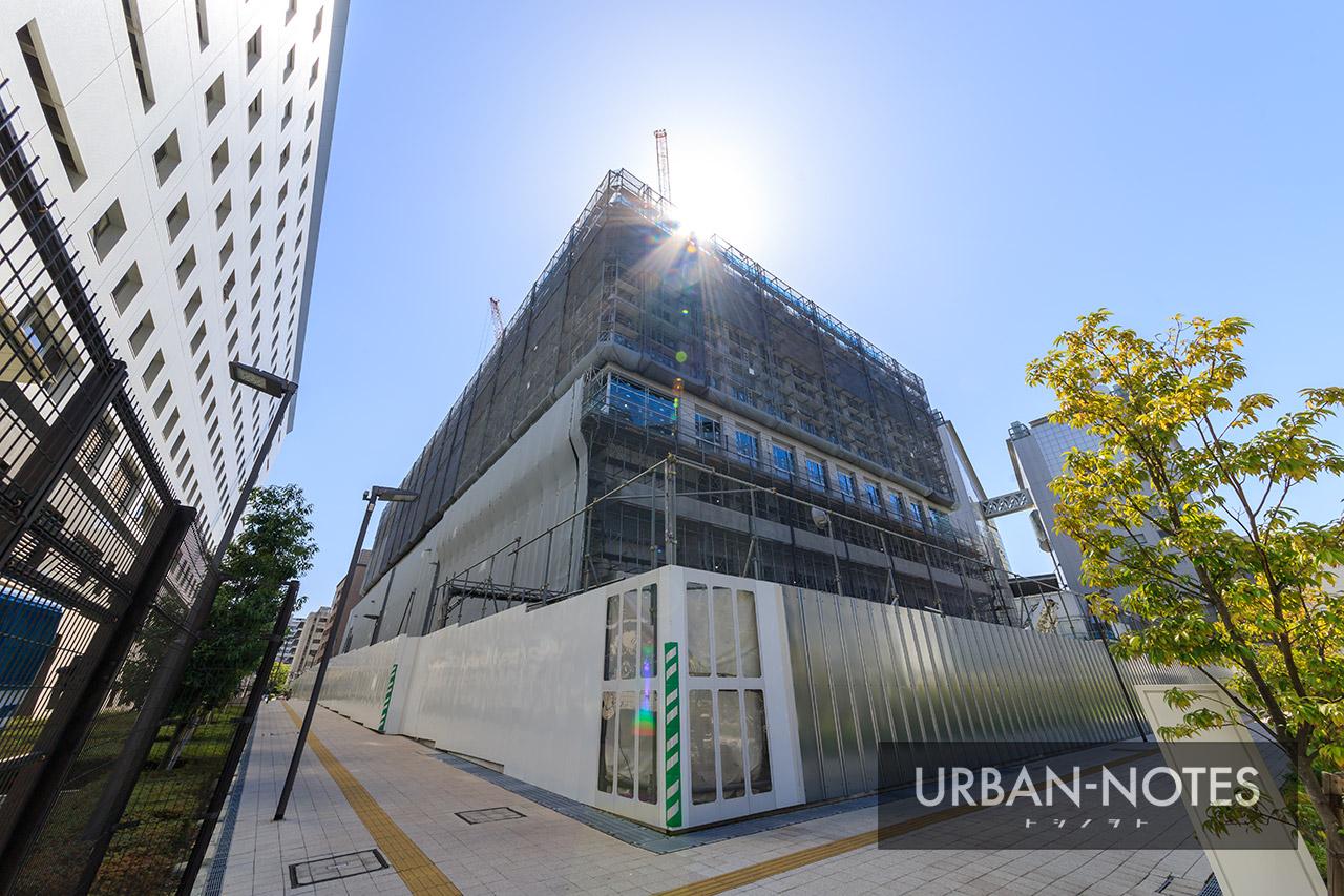 大阪第6地方合同庁舎 2021年4月 05