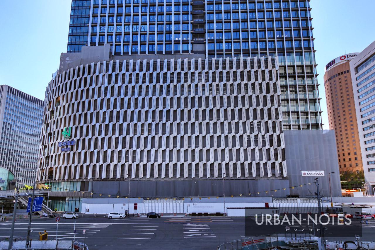 大阪梅田ツインタワーズ・サウス (梅田1丁目1番地計画) 2021年4月 03