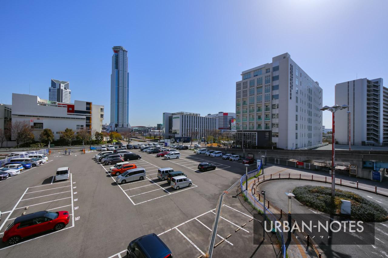 咲洲コスモスクエア地区 複合一体開発 複合ビル(ホテル・店舗) 2021年4月 03