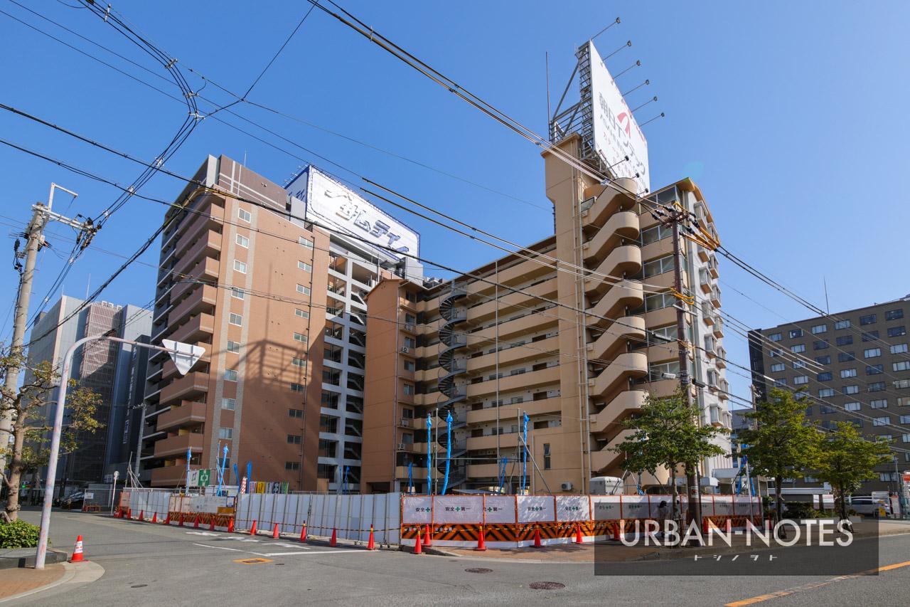 (仮称)新大阪丸ビル本館建替計画 2021年3月 01