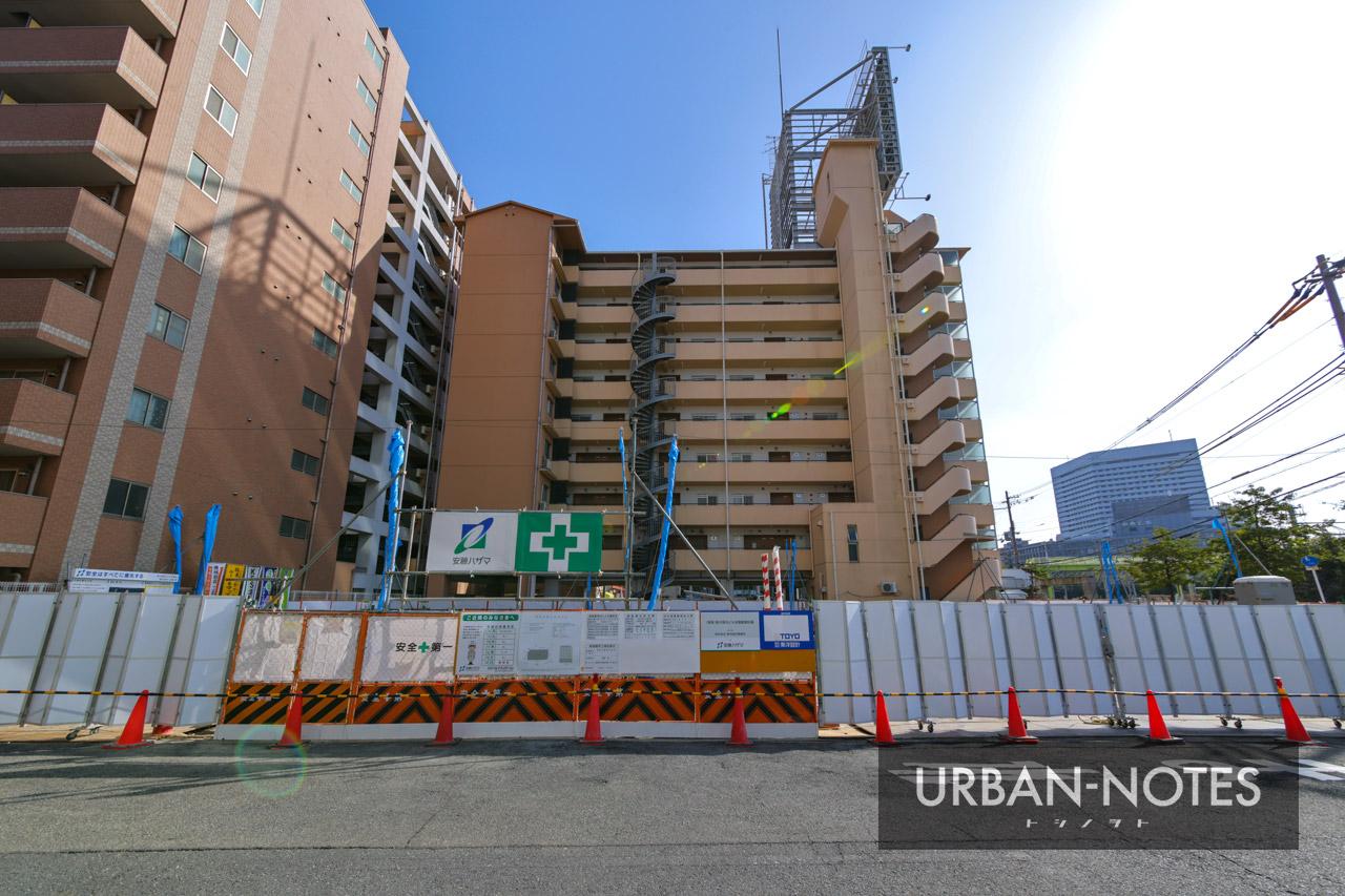 (仮称)新大阪丸ビル本館建替計画 2021年3月 03