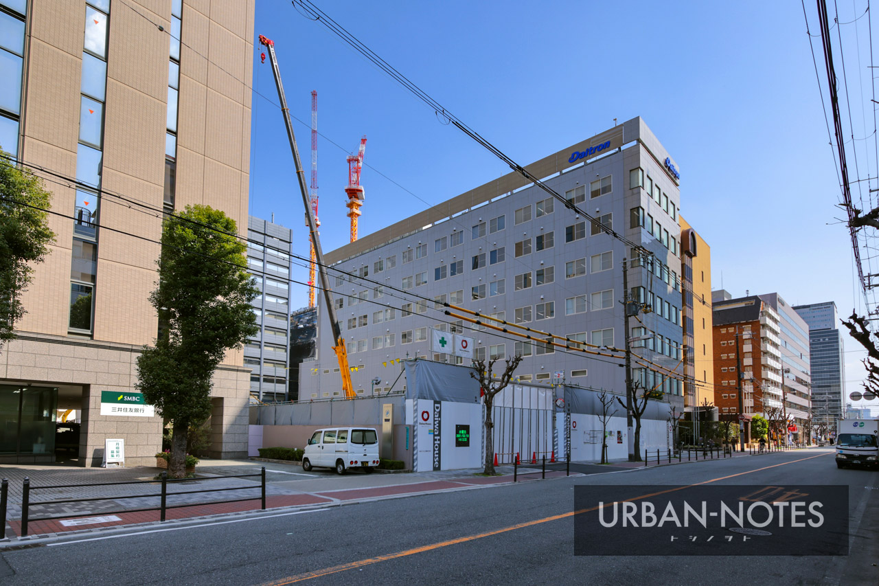 (仮称)新大阪オフィスⅡ計画 2021年3月 01