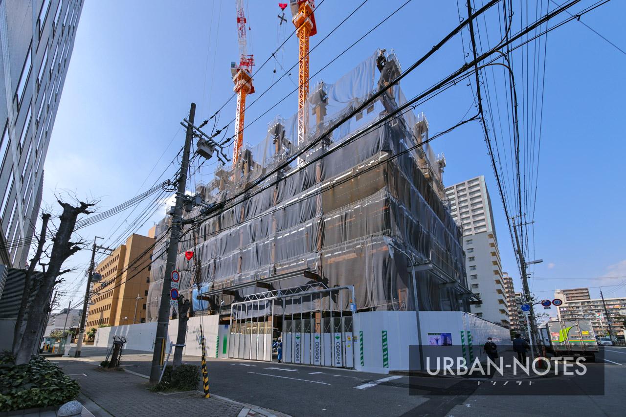 (仮称)新大阪オフィス計画 2021年3月 03