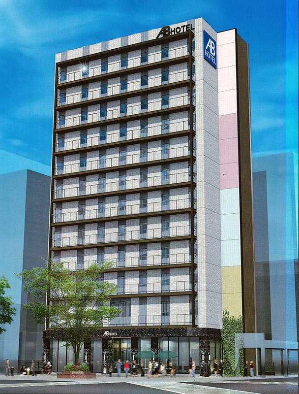 ABホテル堺東 完成イメージ図