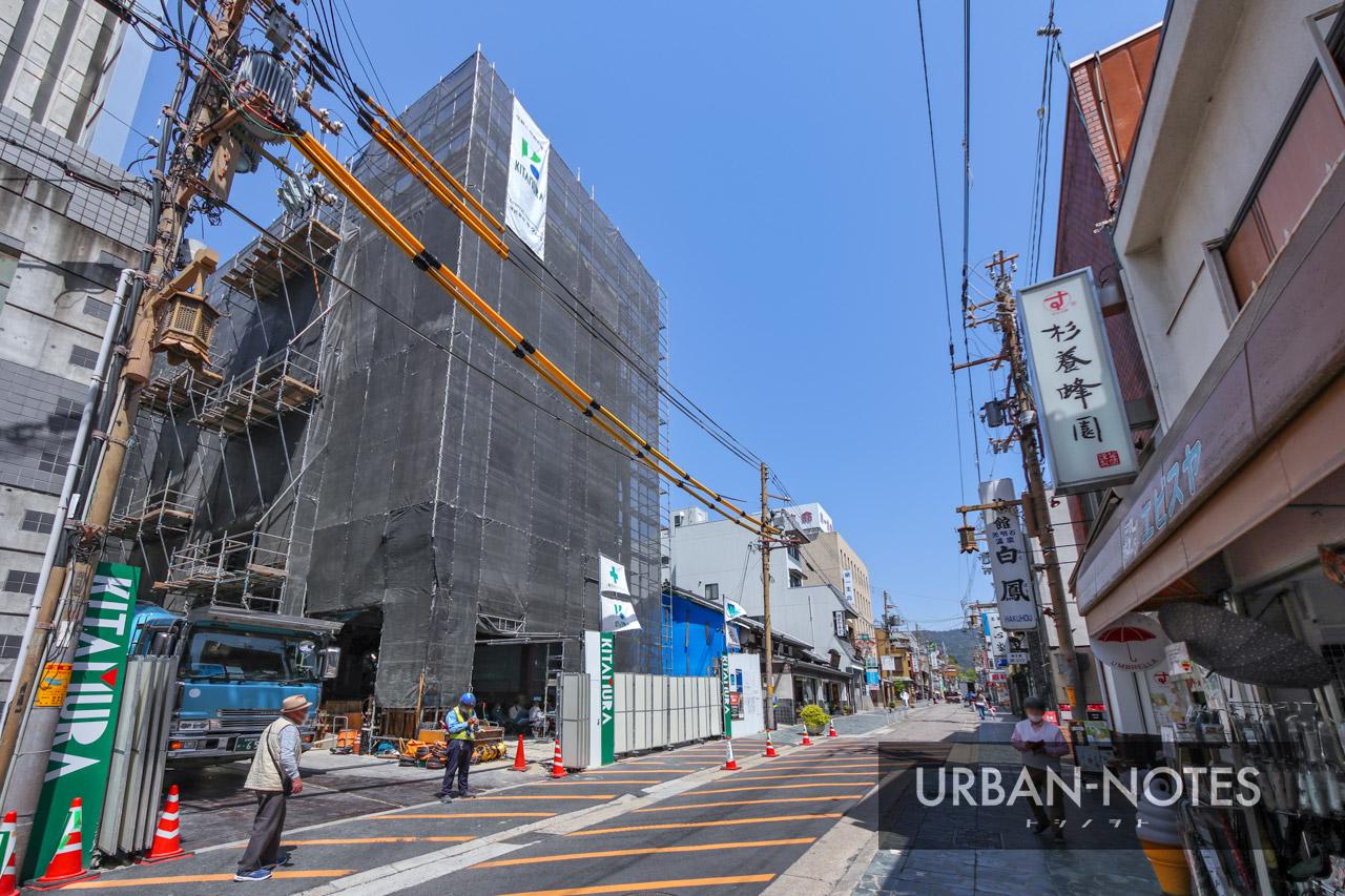 アパホテル近鉄奈良駅前 2021年4月 01