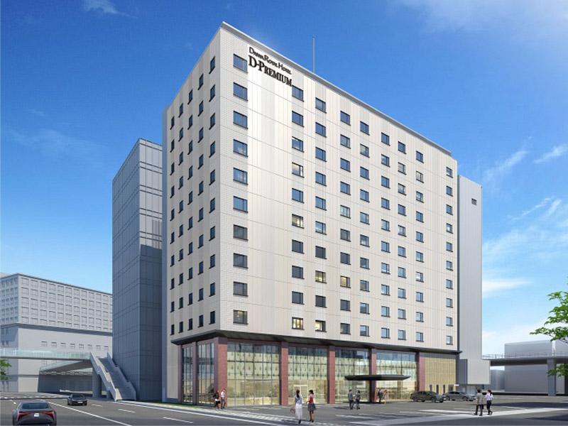 ダイワロイヤルホテル D-PREMIUM 奈良 完成イメージ図
