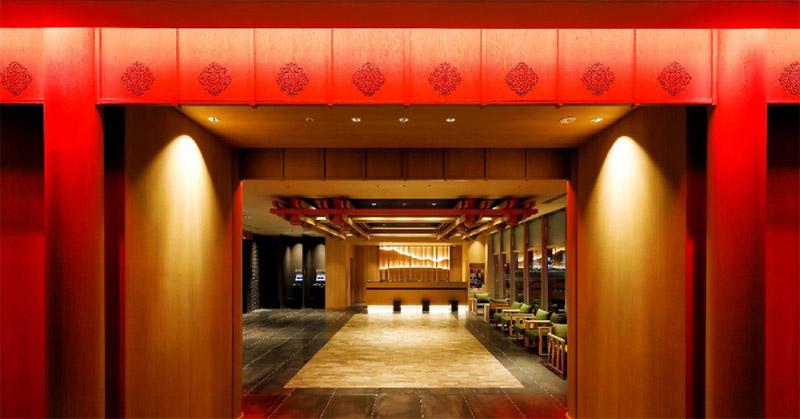 ダイワロイヤルホテル D-PREMIUM 奈良 ロビー イメージ図