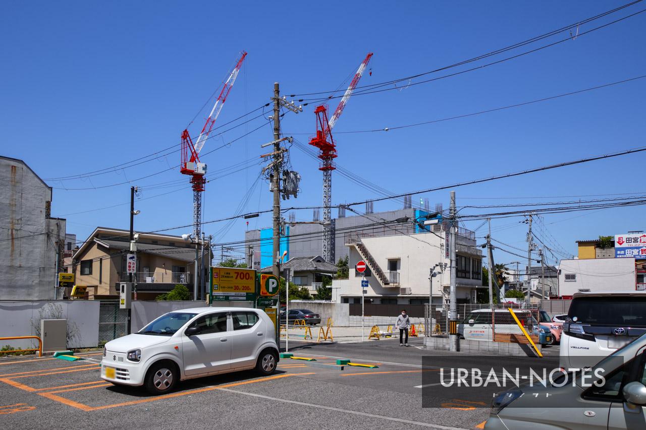 エスリード岸和田駅前 2021年5月 01