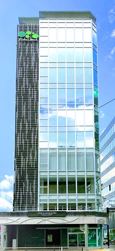 ファイブビル堺東駅前 完成イメージ図
