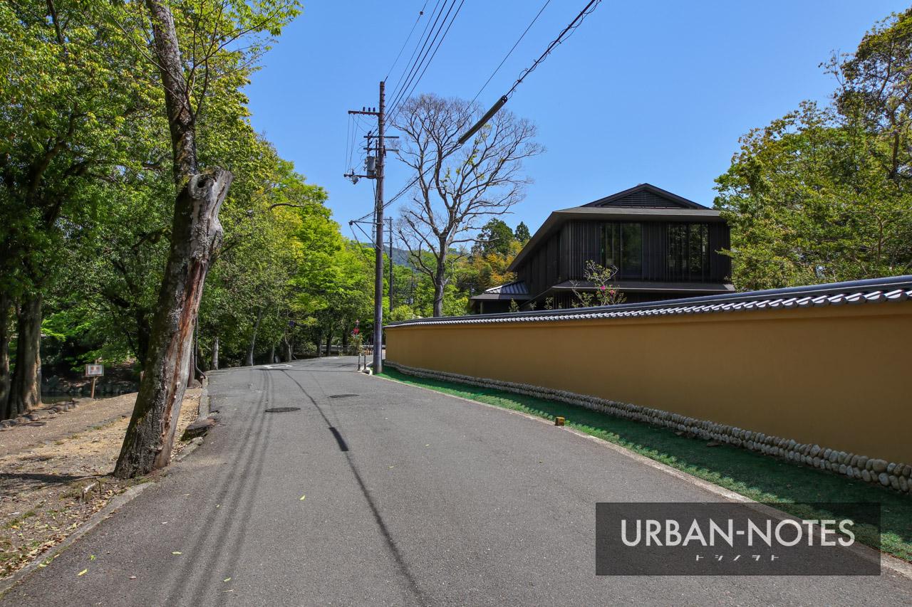 ふふ 奈良 (高畑町裁判所跡地保存管理・活用事業) 2021年4月 06