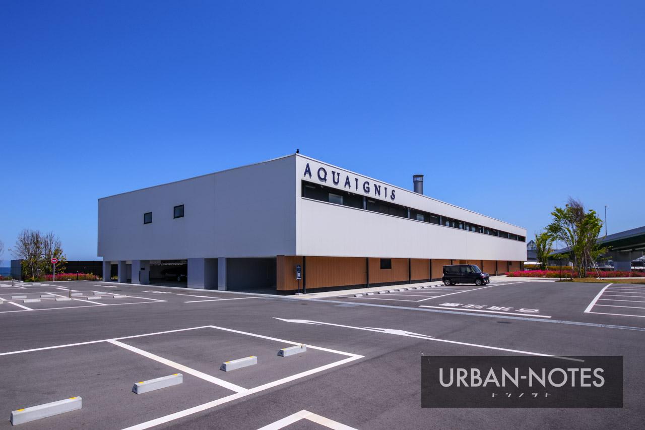 アクアイグニス関西空港 2021年5月